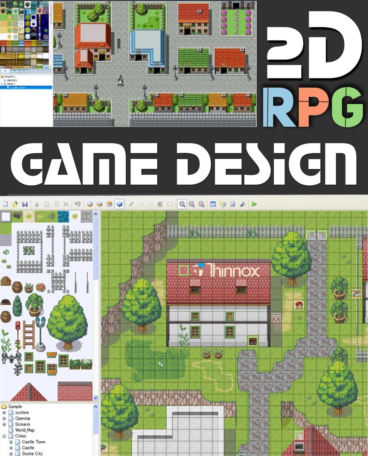 2D RPG Game Design