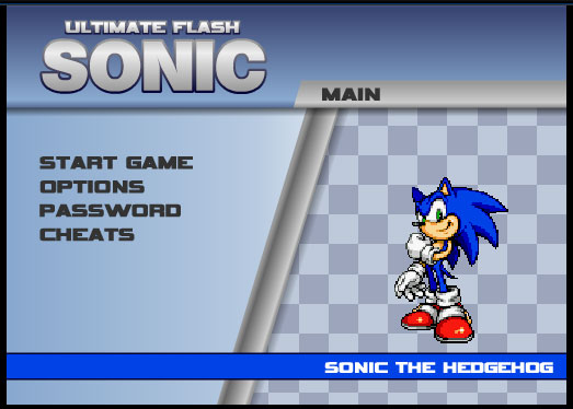 Sonic Speed Home